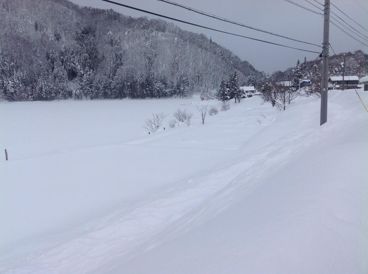厳冬のドライブIN信州(松本市)