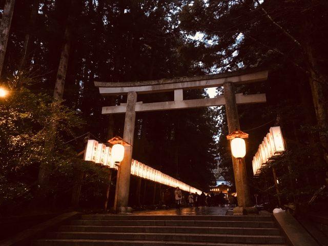 弥彦神社 二の鳥居