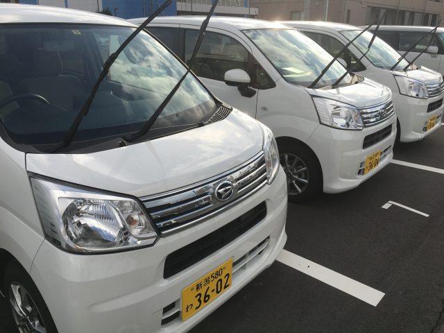 ガッツレンタカー新潟駅前店 A-2プレミアムクラス
