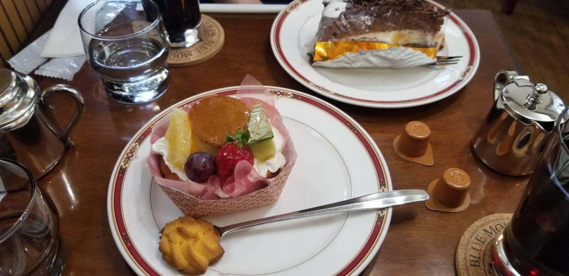 コンフェクト ナカジマ(光善寺/ケーキ屋)