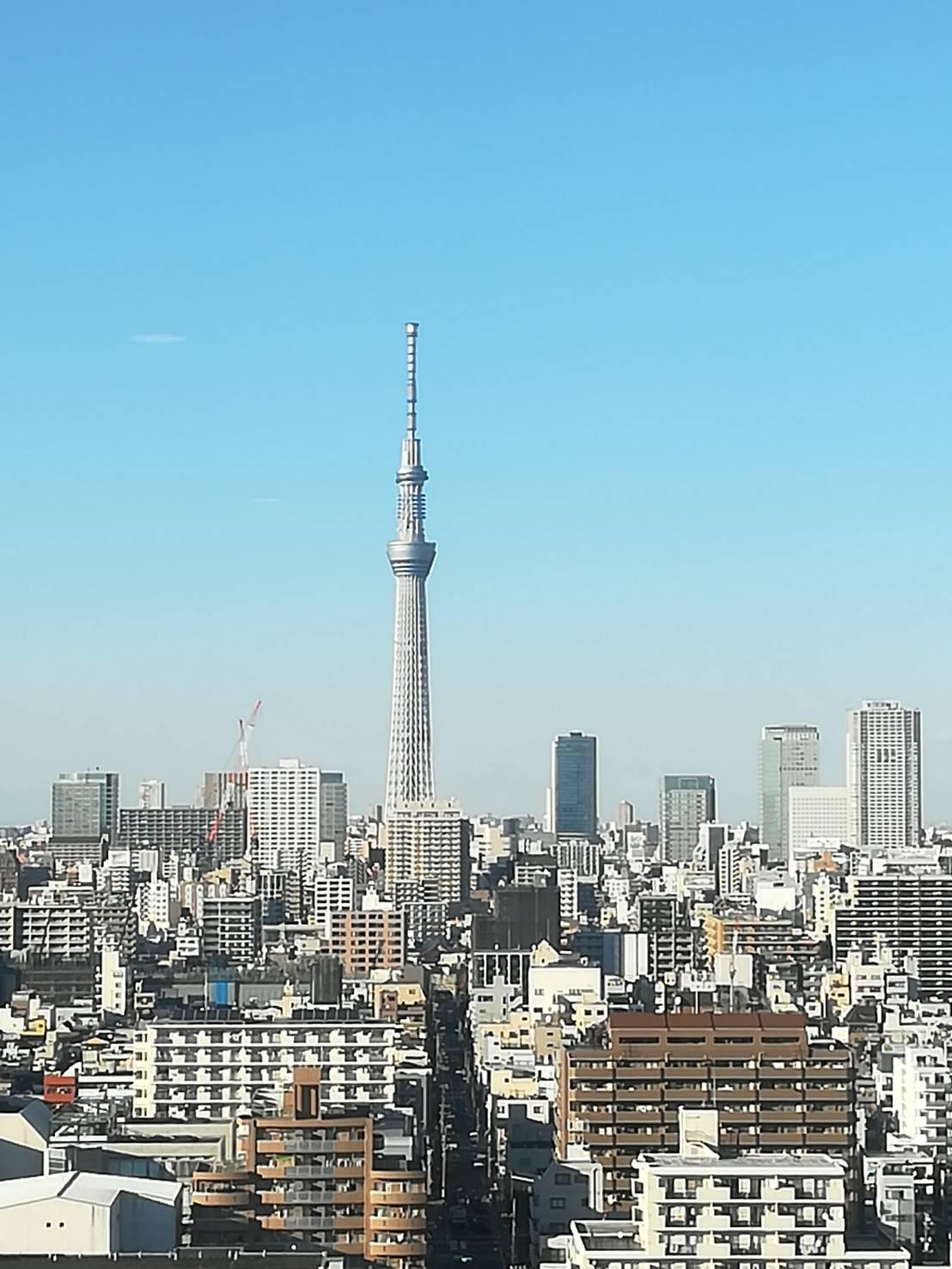 東京スカイツリー(東京)