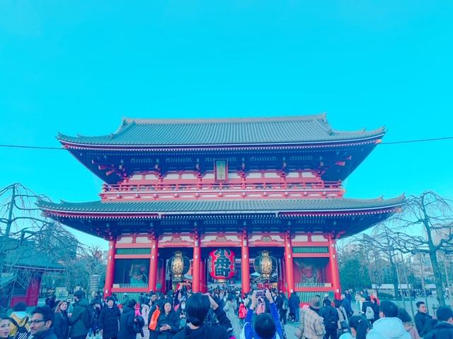 浅草寺(浅草)