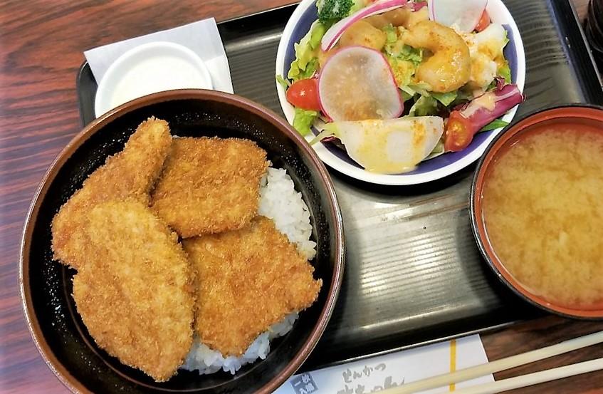 とんかつ政ちゃん タレカツ丼(新潟市中央区/丼物)
