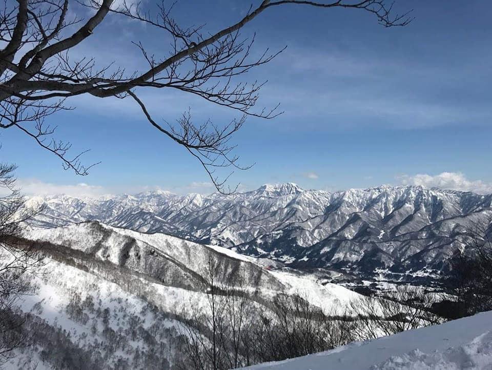 白馬栂池高原スキー場(長野県)