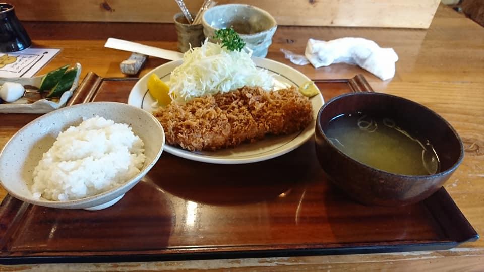 とんかつ涼屋(御前崎市/食事処)