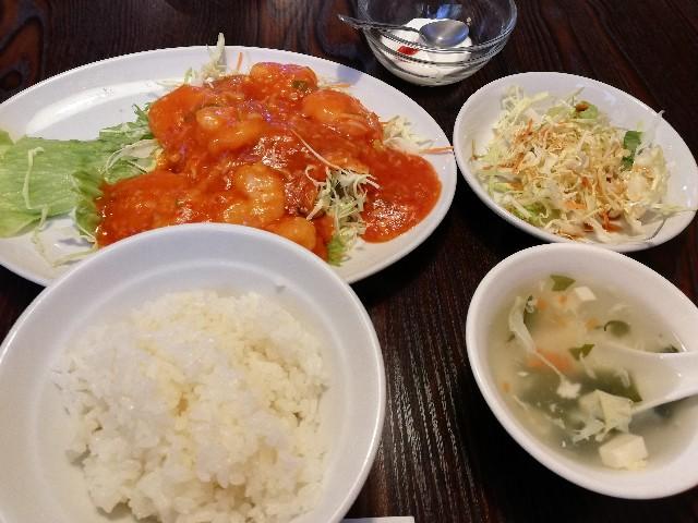 華記食府(本格中華ダイニング/千葉県松戸市)