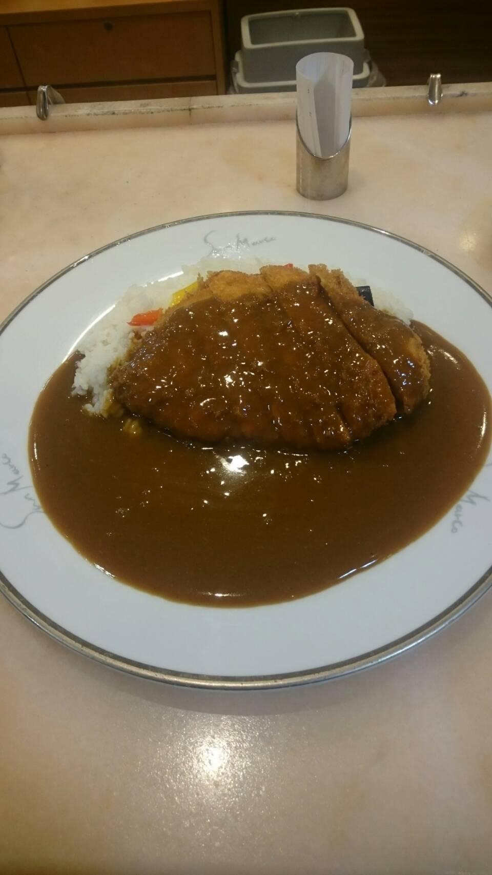 カレーハウスサンマルコ(京都市/カレー)