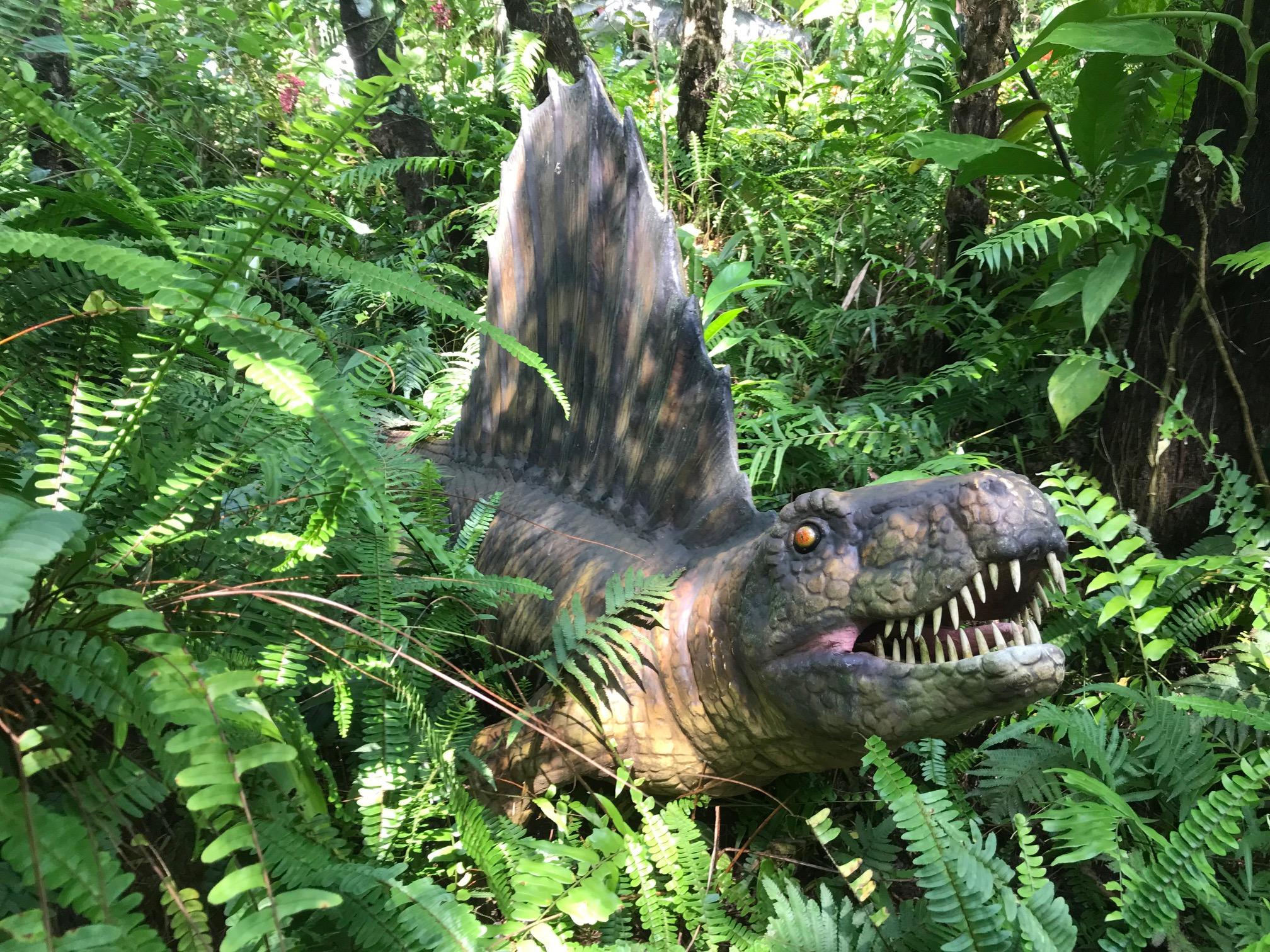 DINO恐竜PARK やんばる亜熱帯の森(沖縄県名護市/テーマパーク)