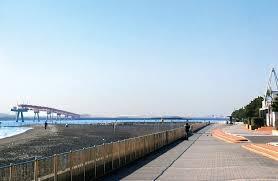 デートスポット 城南島海浜公園編 (東京都大田区)