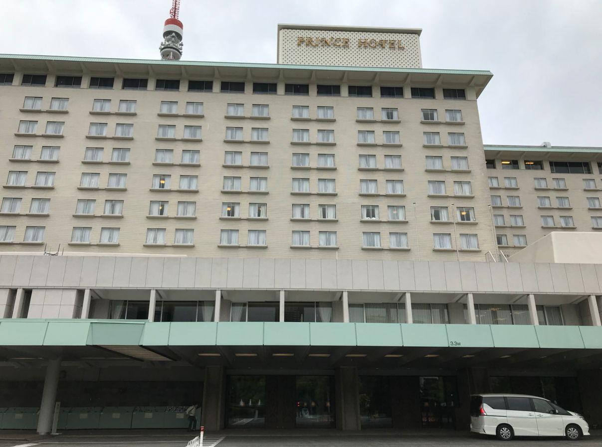 東京プリンスホテル内 ブッフェダイニング ポルト(港区芝/ビュッフェ)
