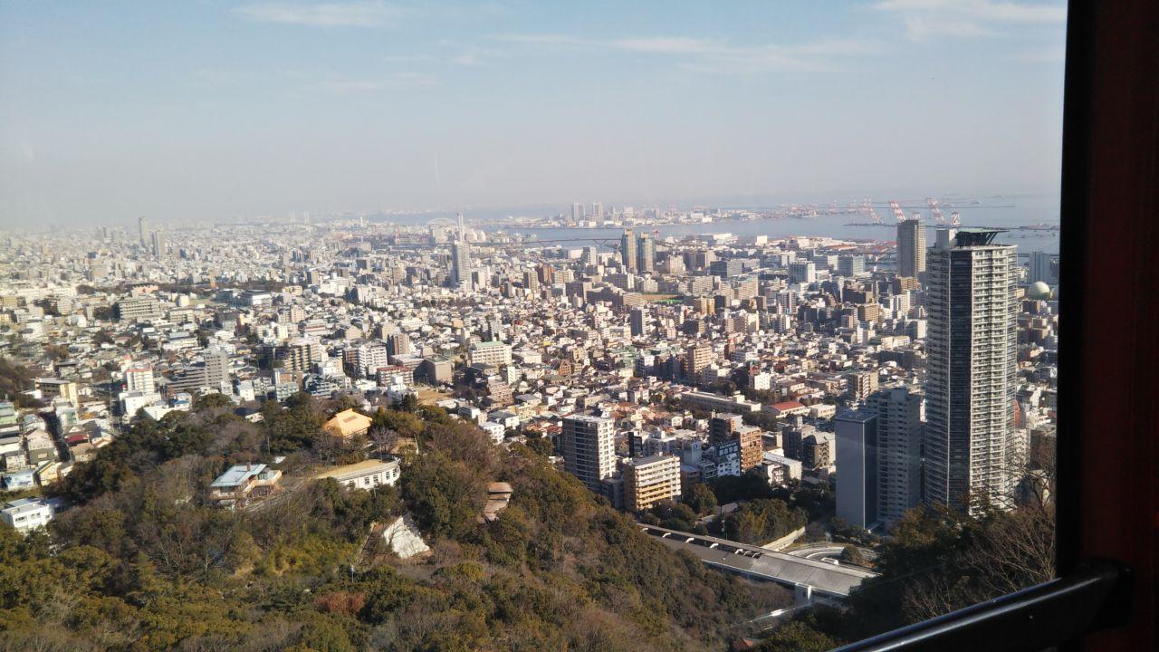 布引ハーブ園(神戸市)