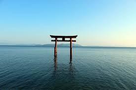 滋賀県 白髭神社(高島市)