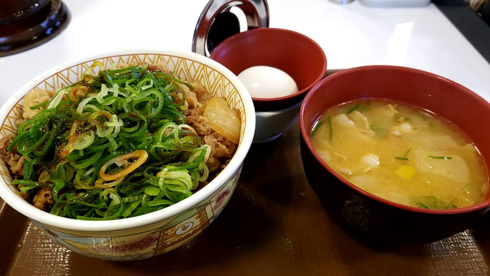 すき家 1国枚方北中振店(枚方市/牛丼)