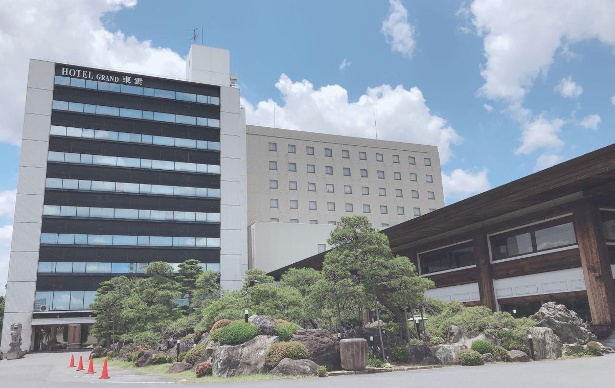 ホテルグランド 東雲(茨城県つくば市/ビュッフェ)