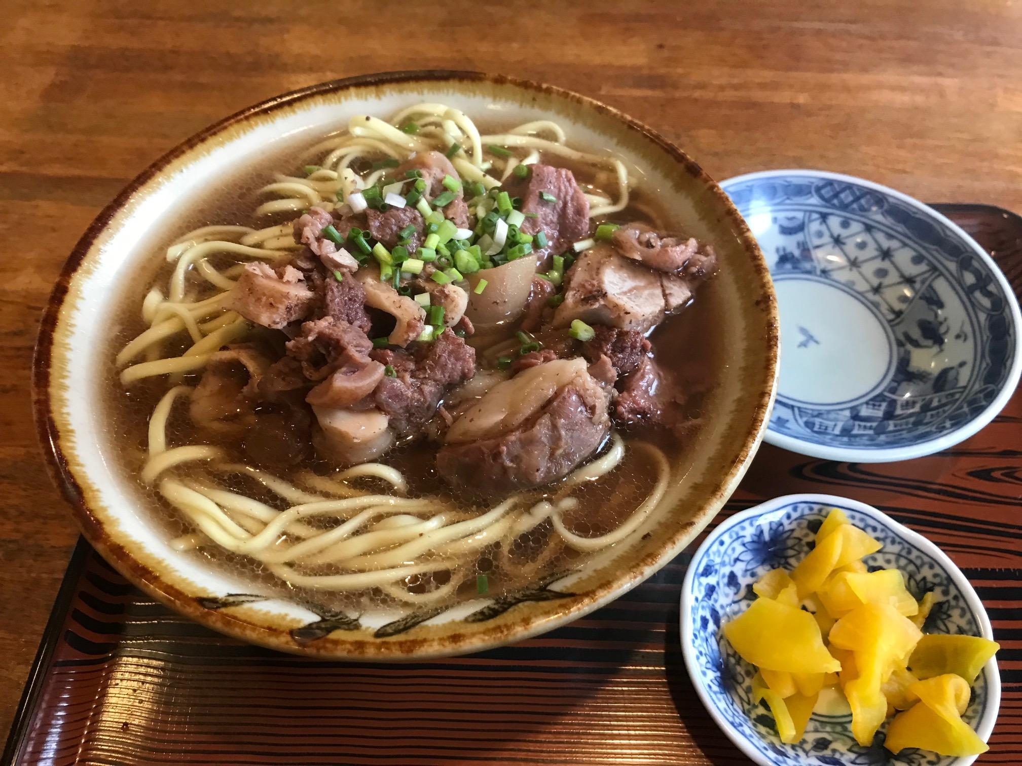 一休食堂(石垣島/ヤギ料理)