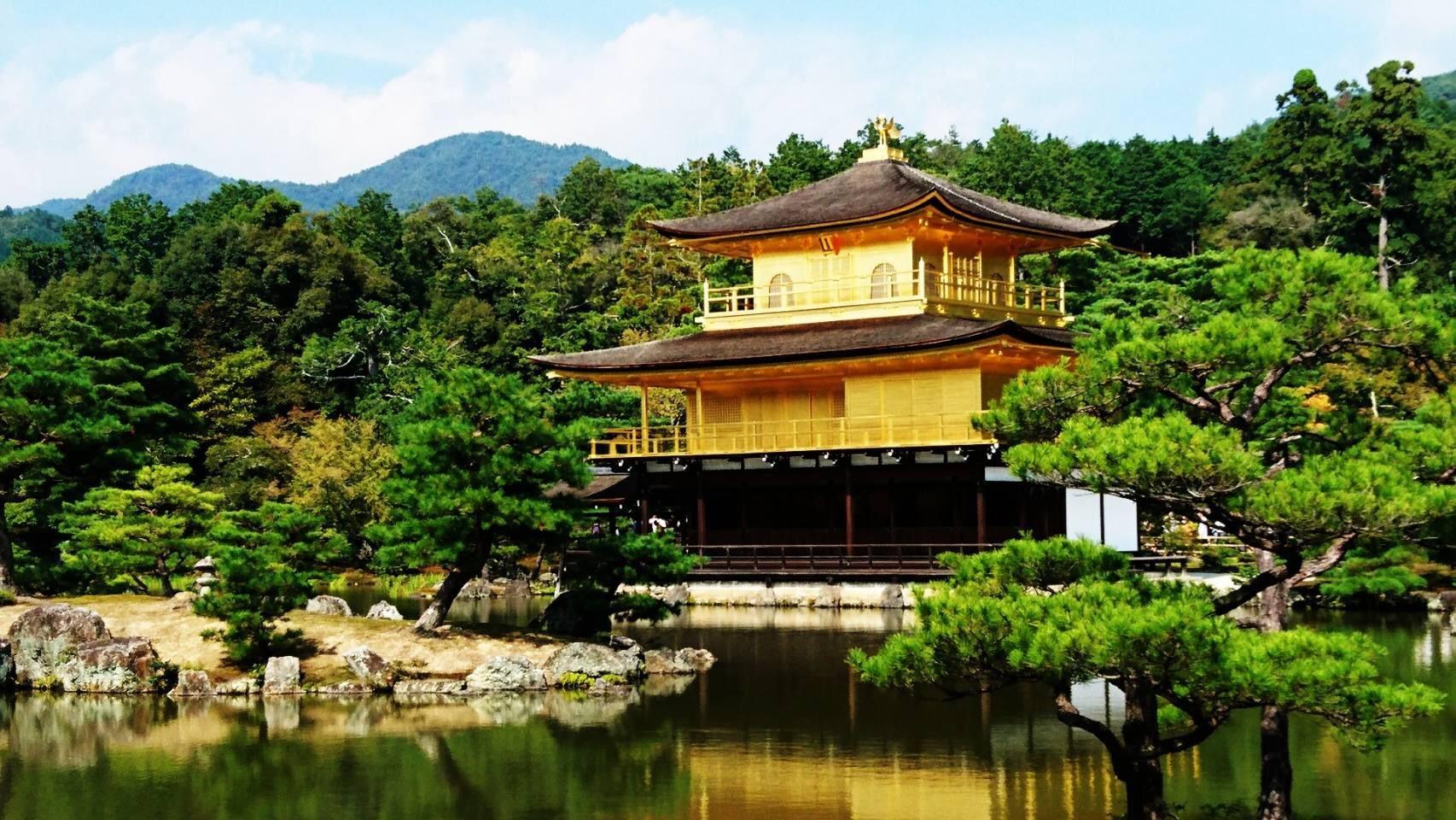 鹿苑寺・金閣寺(京都市)