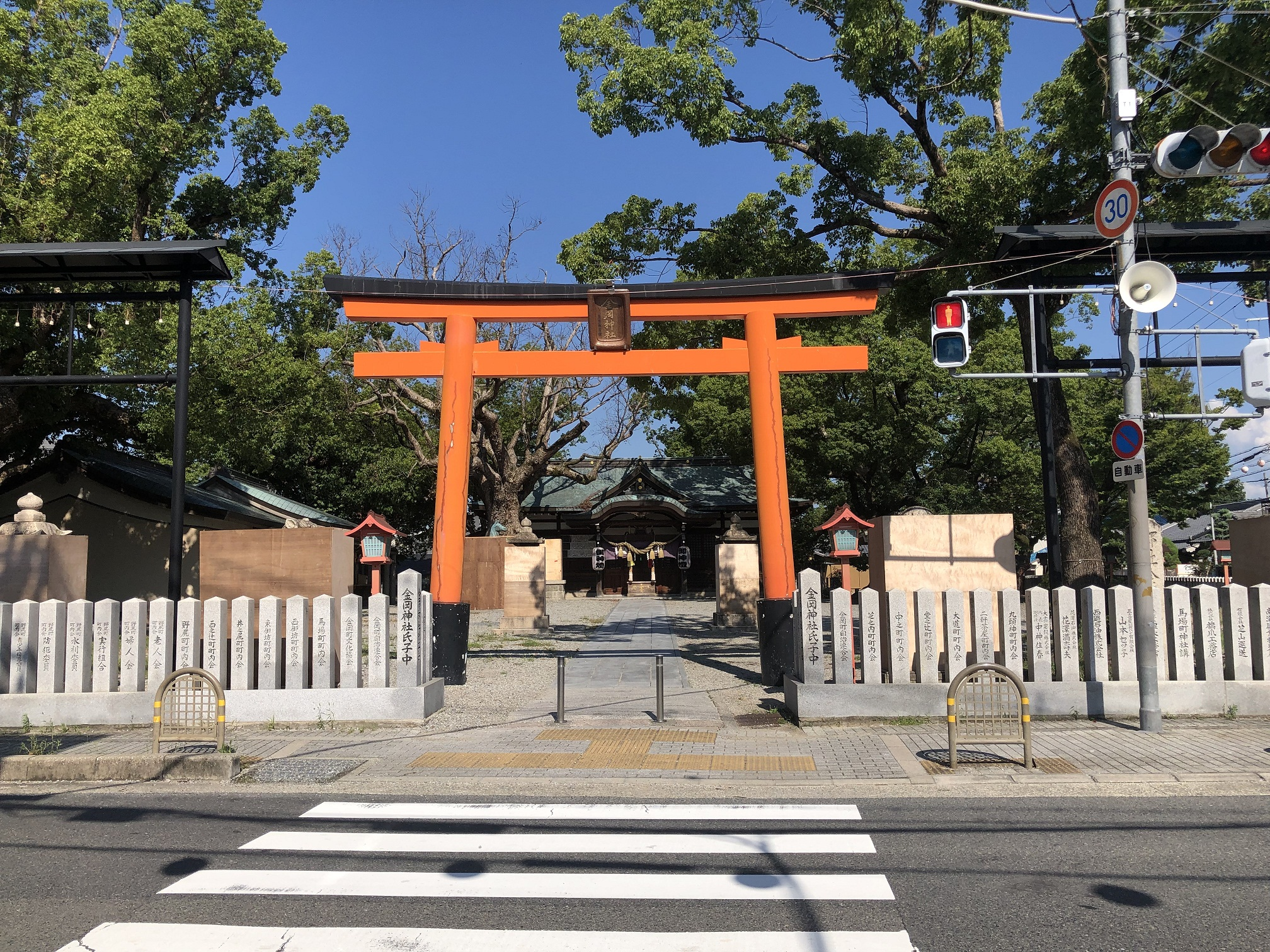 金岡神社(堺市北区)