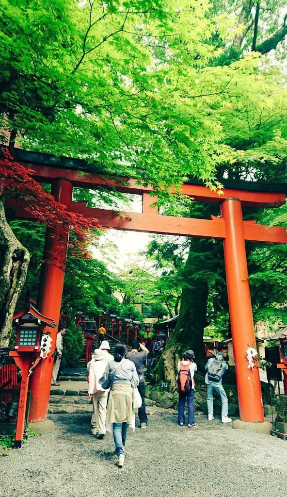 貴布禰總本宮 貴船神社(左京区)