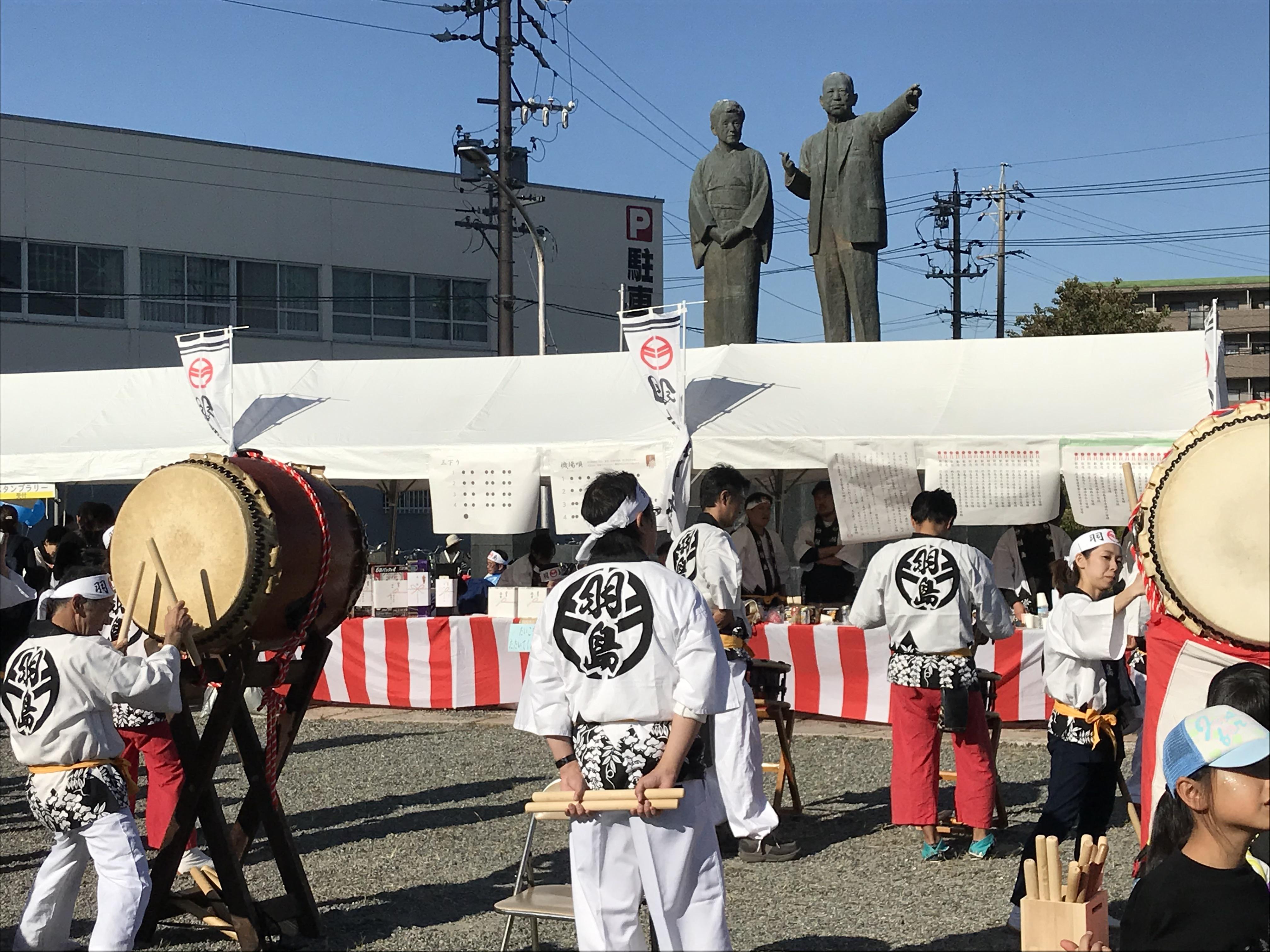 ぎふ羽島駅前フェス2019(岐阜県羽島市)