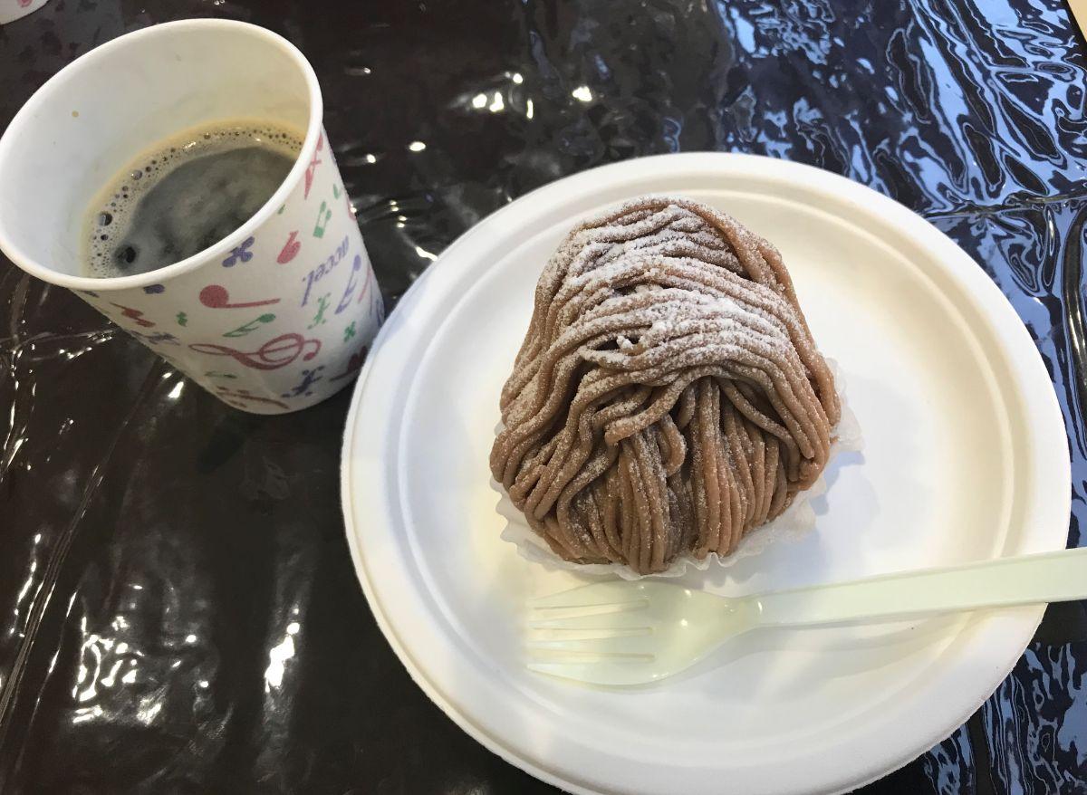 聖徳大学 学園祭にて(千葉県松戸市/カフェ?)