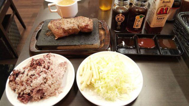 名古屋 やっぱり ステーキ 【やっぱりステーキ】1,000円でステーキ・ライス・サラダが食べられるコスパ最強店