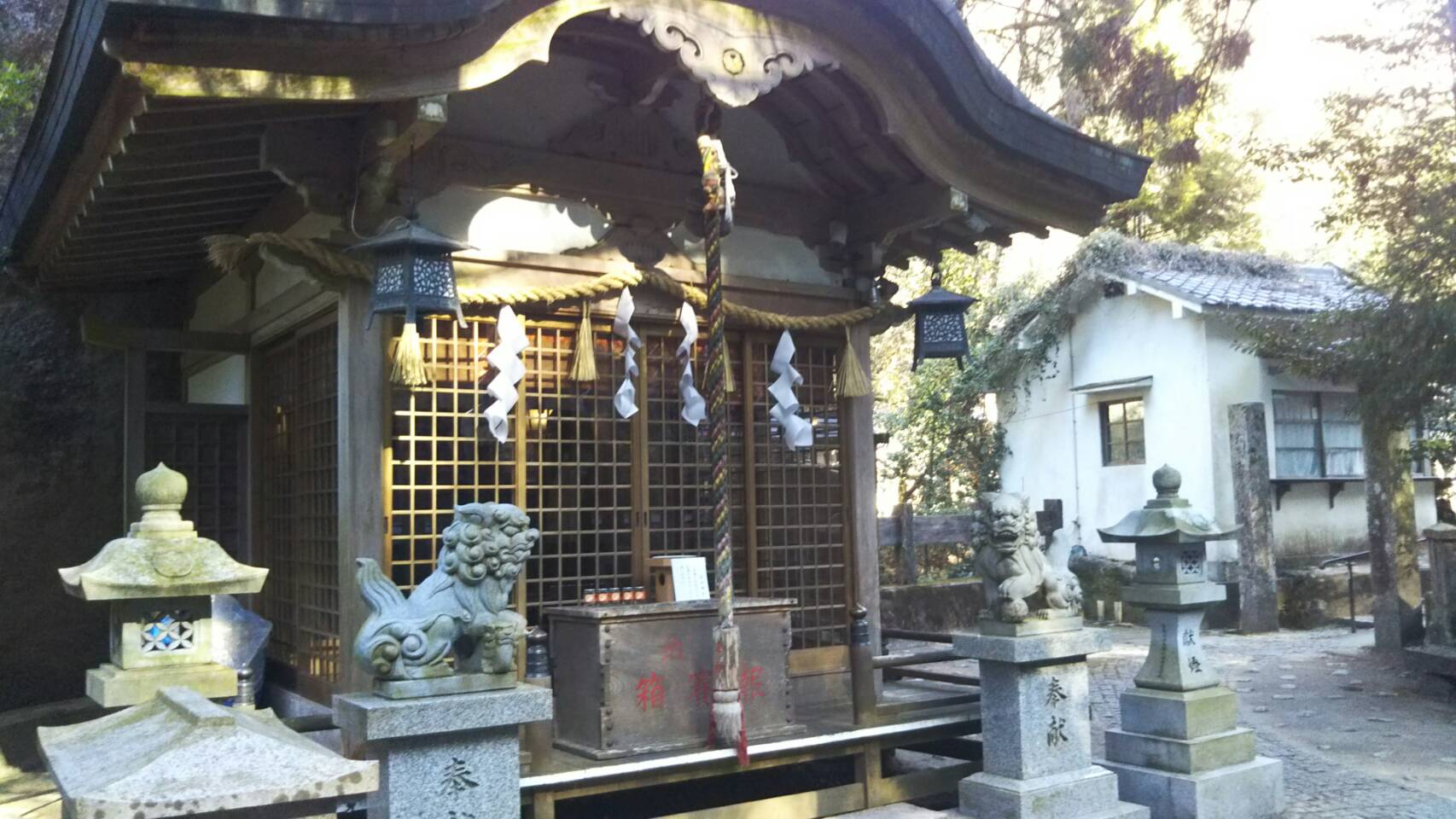 【枚方店】磐船神社 (交野市)