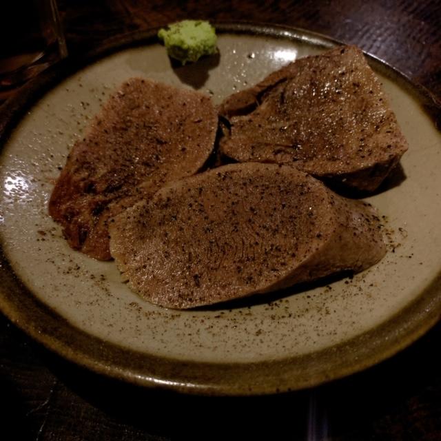 【小田原店】たん焼 忍 (東京四谷)