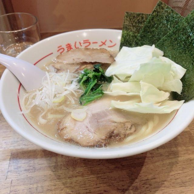 【小田原店】うまいラーメン松福(小田原栄町)
