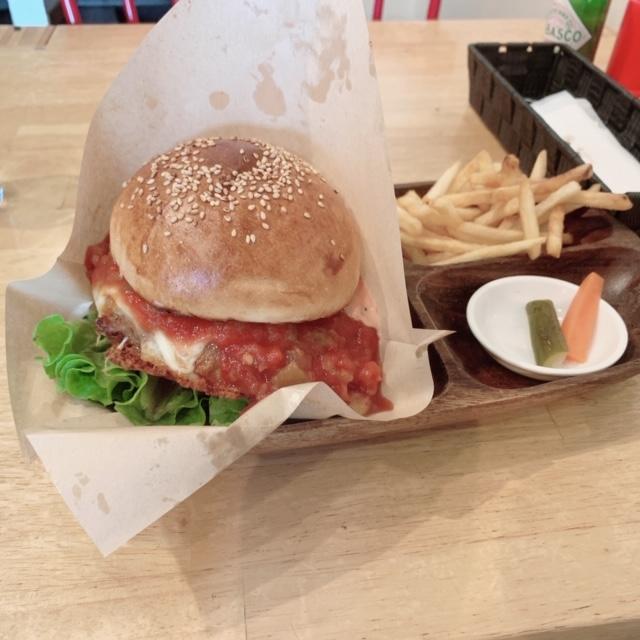 【小田原】POTATO(栄町錦通り/ハンバーガー)