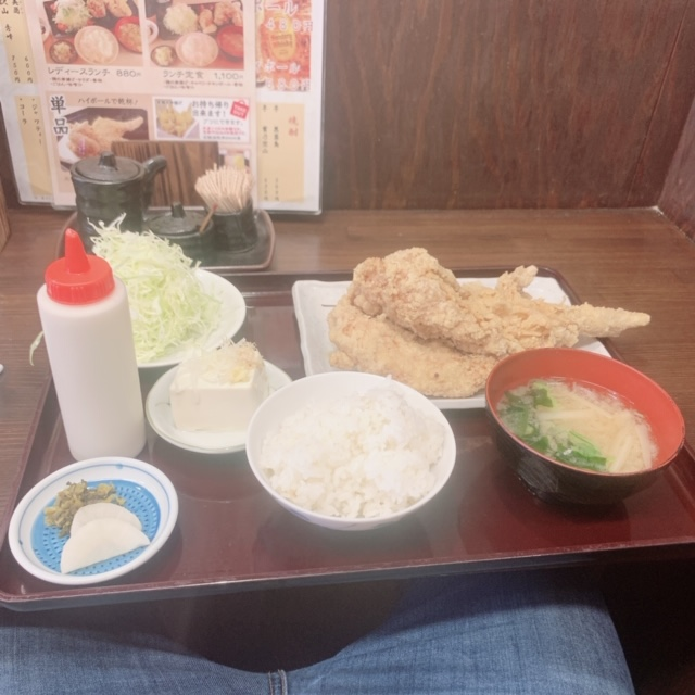 【小田原店】鶏の三平(JR小田原駅東口/グルメ/唐揚げ)
