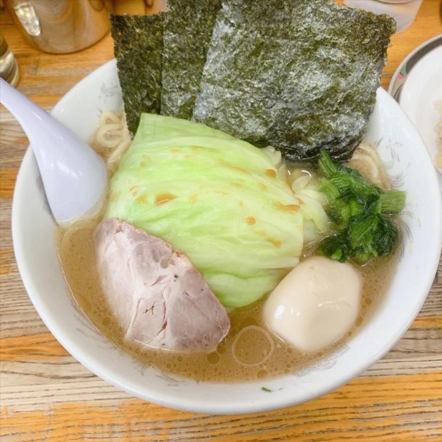 【小田原店】横浜ラーメン厨房 うえむらや(都筑区)