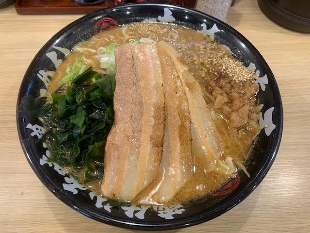 【小田原店】蔵仕込み味噌ラーメン 味噌の樽匠(寿町)