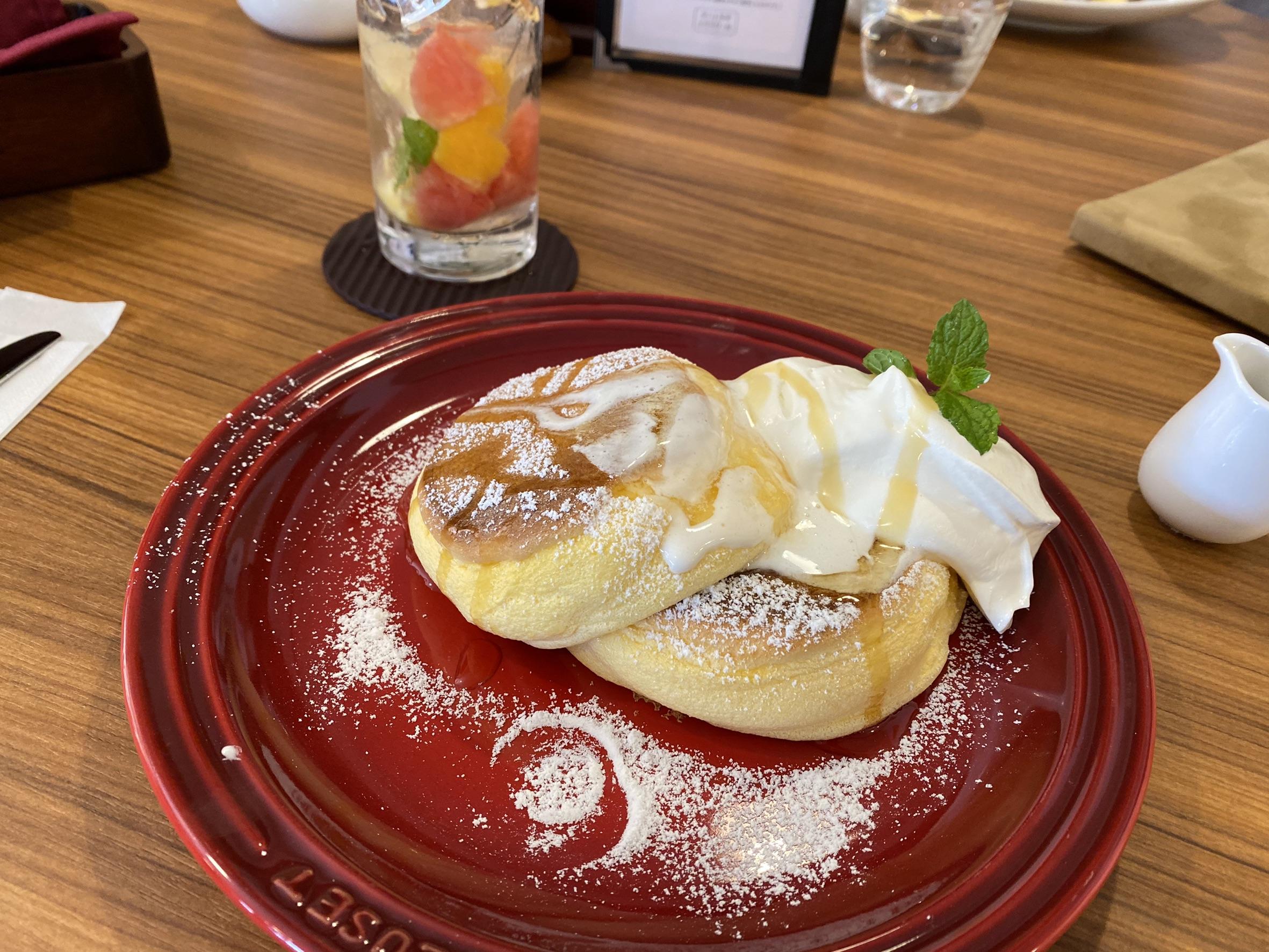 【福岡・博多店】博多区周辺あすすめ 「パンケーキ」