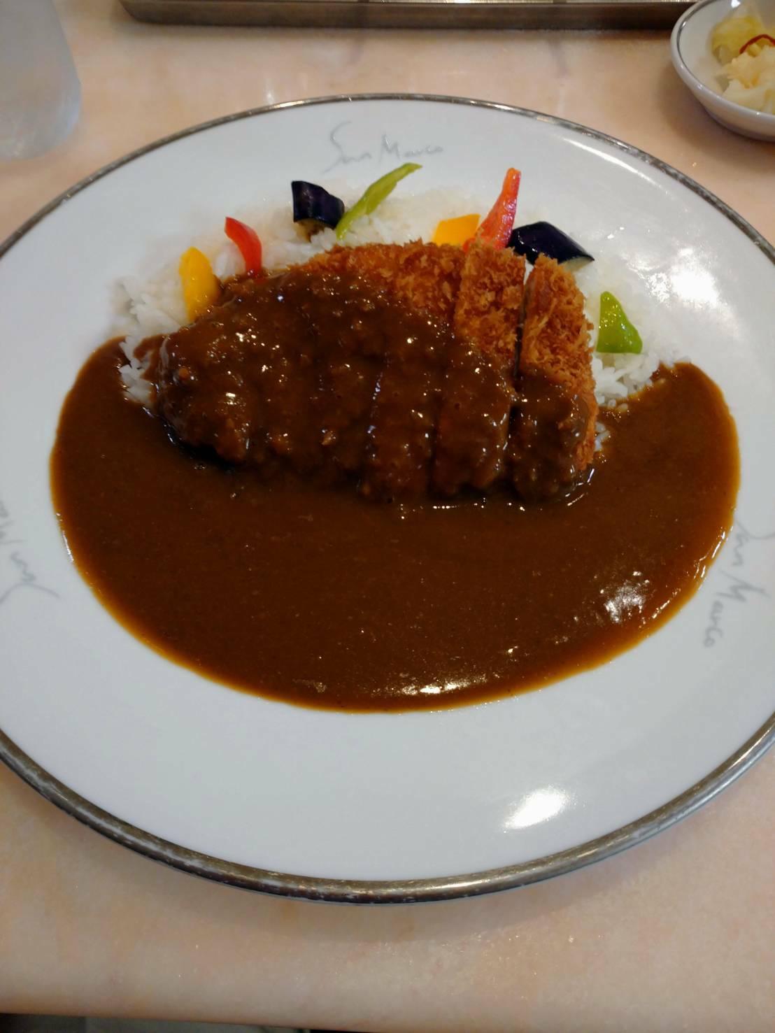 【枚方店】カレーハウス サン・マルコ(京都市)
