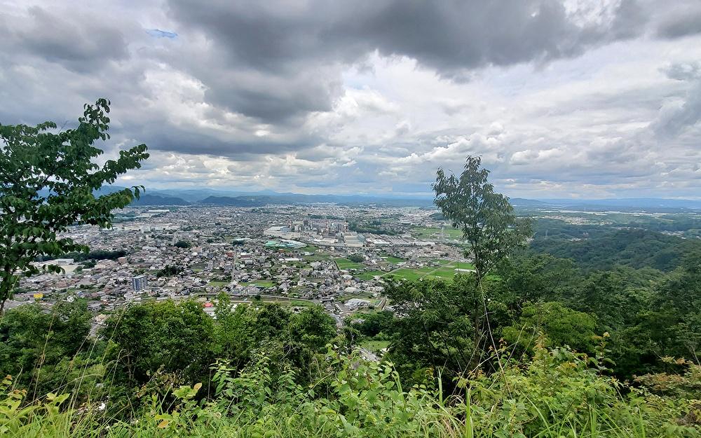 【本店】鳩吹山(岐阜県可児市/里山ハイキング)