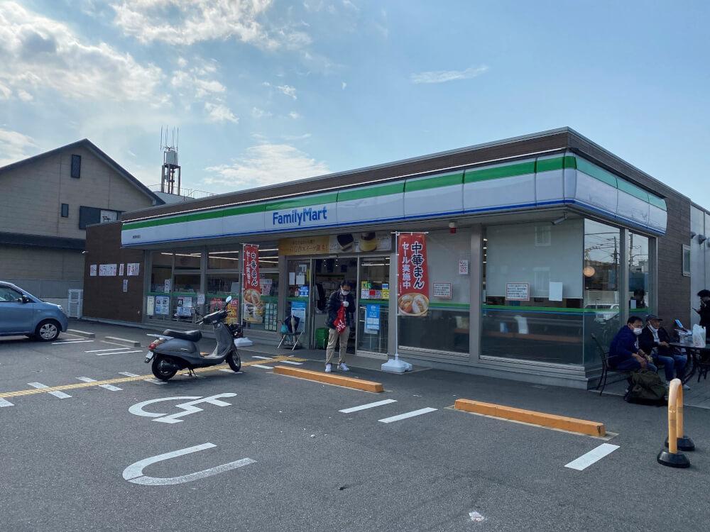 【京都山科店】ファミリーマート/京都/山科