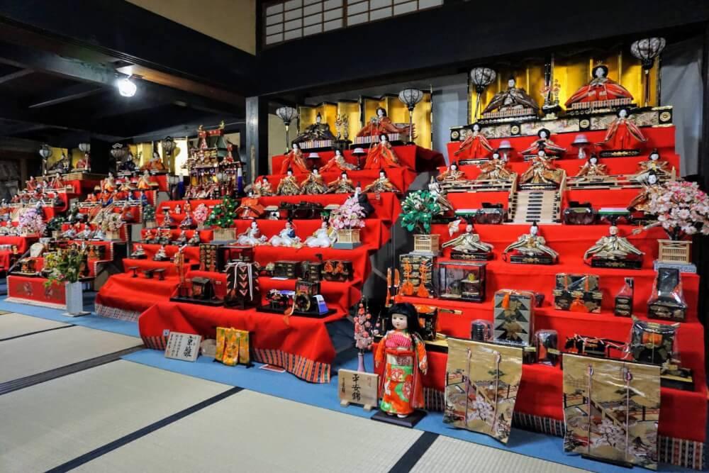 【今治店】住吉屋の雛祭り