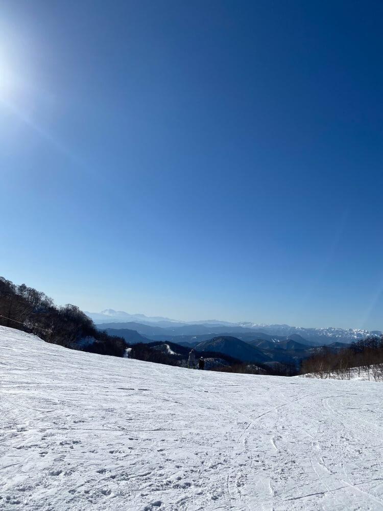 【新前橋駅前店】群馬県 川場スキー場