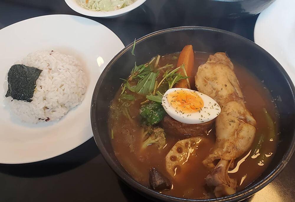 【本店】Curry Dining MOMO(一宮市/カレー屋)