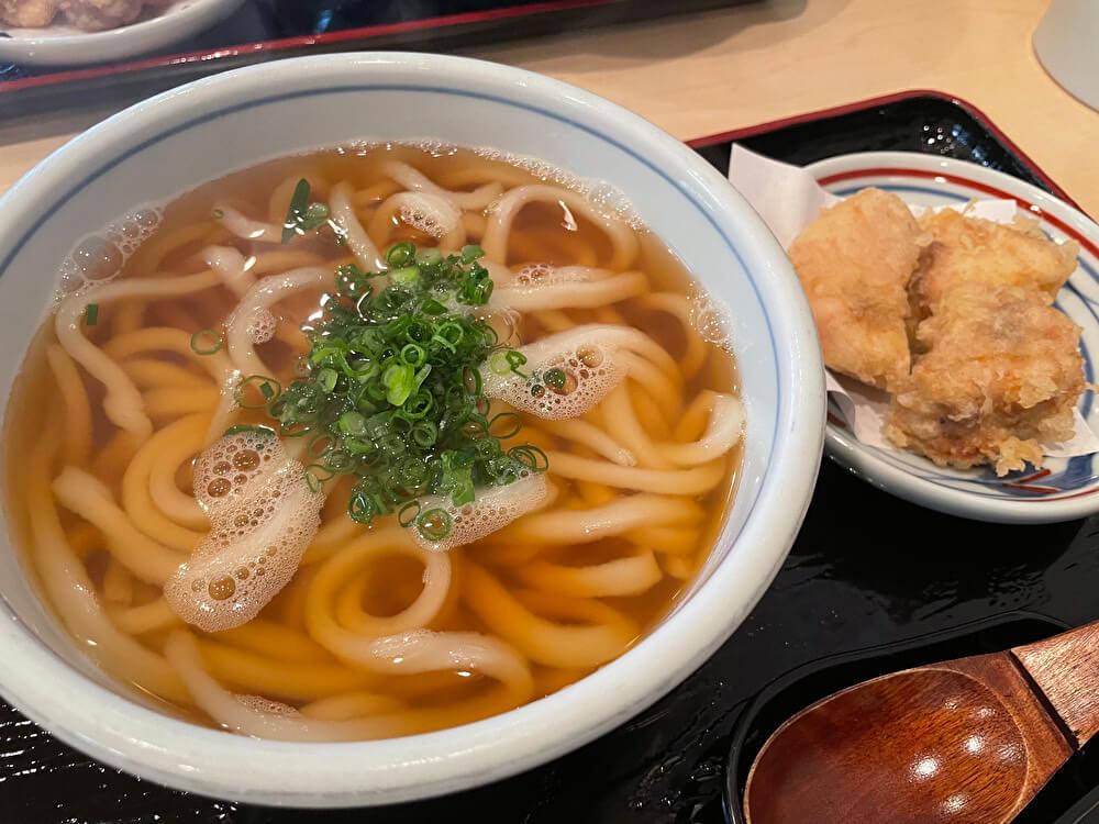 【本店】手打ちうどん かとう(中村区/うどん屋)