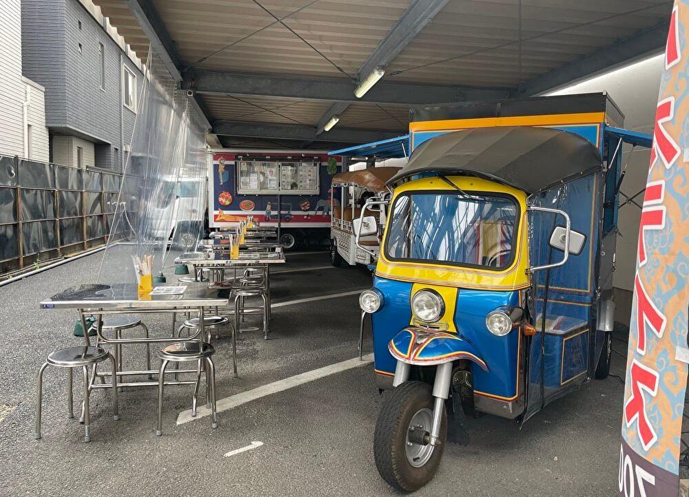 【本店】Tuktuk Eats(円頓寺商店街/タイ料理)