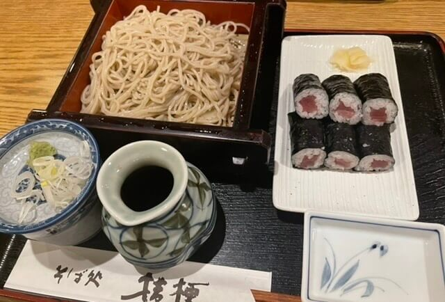【本店】そば処 桔梗(中区丸の内/蕎麦屋)