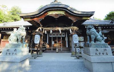 【兵庫駅店】日根神社に行ってきました!