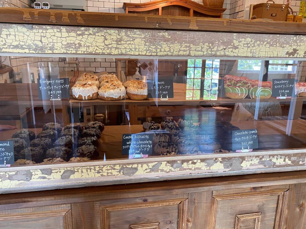 【新前橋駅前店】伊勢崎市 QuatreCafe&donut キャトルカフェアンドドーナツ
