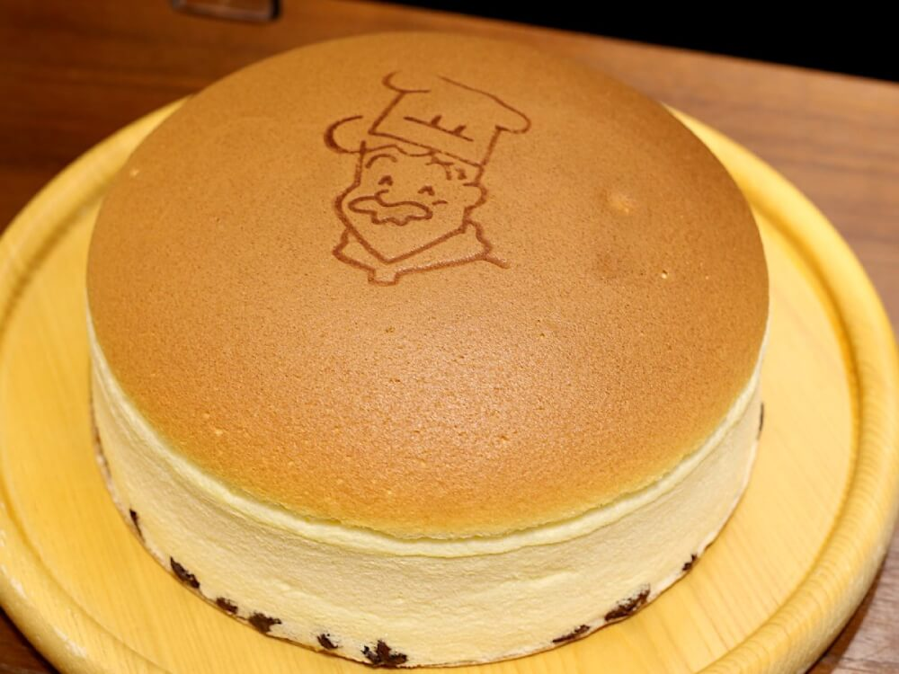 【兵庫駅店】りくろーおじさんのチーズケーキ!