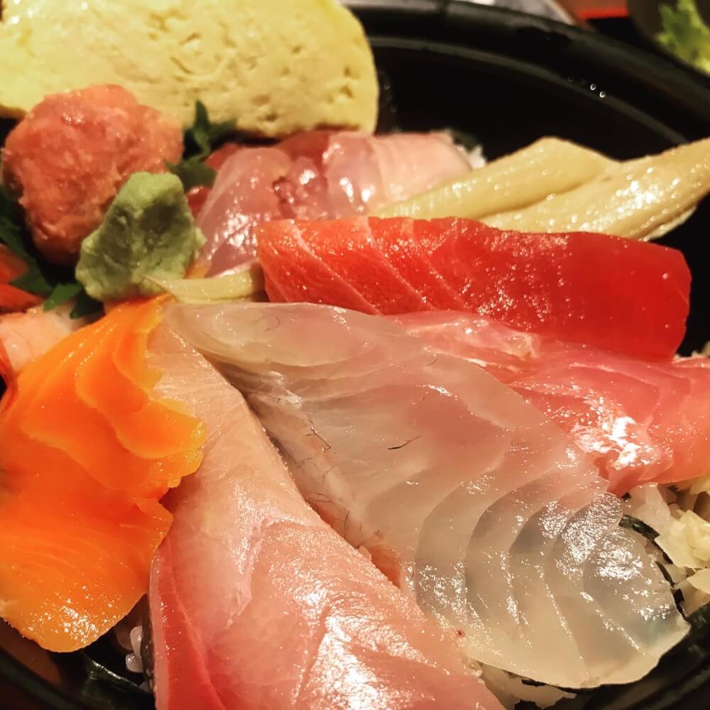 【長岡駅東口店】旬の魚が味わえます!