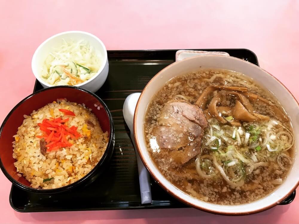 【新潟駅前店】町中華の聖龍
