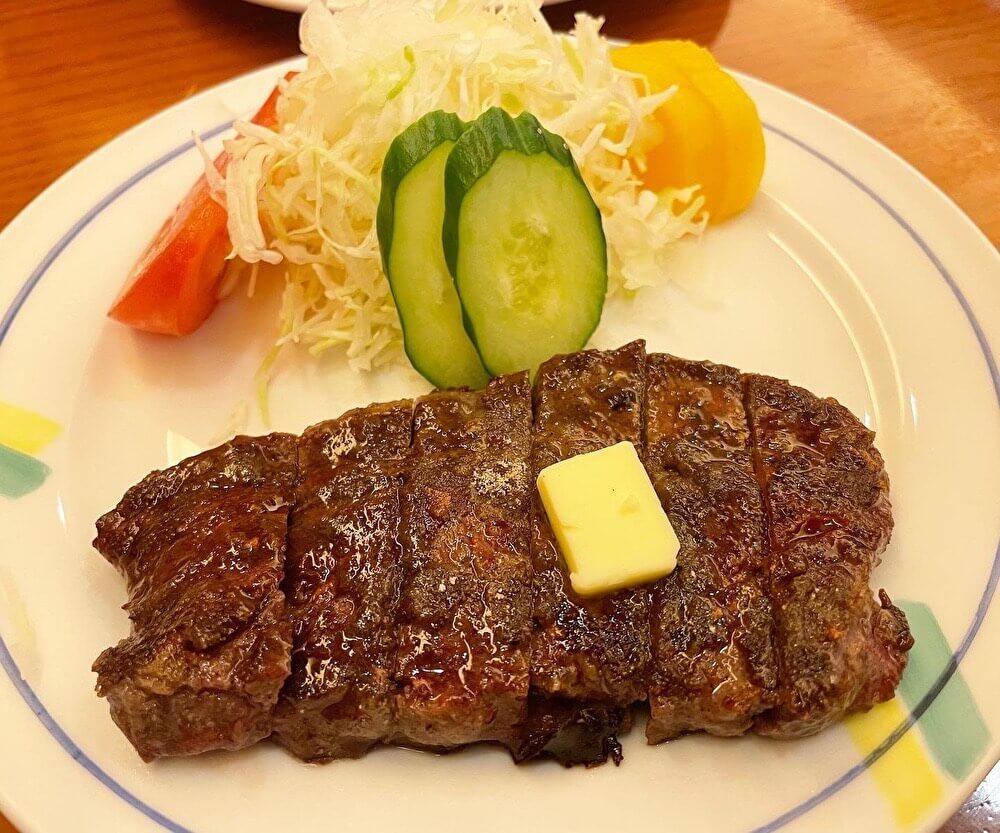 【本店】ステーキふくわか(名古屋市中区/ステーキ屋)