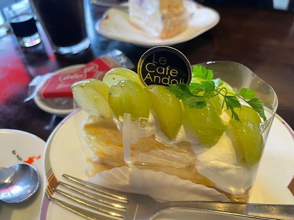 【本店】Le Cafe Andoll(名古屋市西区/カフェ)