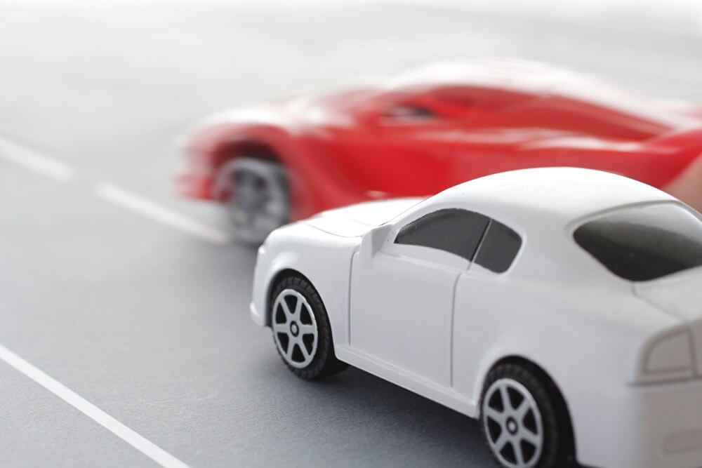 高速道路での追い越し車線のルール